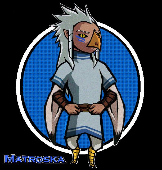 Rito OC - Matroska by Rito-Tribe