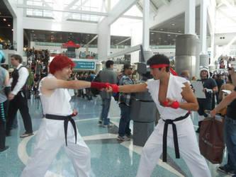 Anime Expo 2013, 4 by IronCobraAM