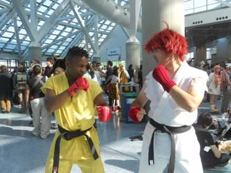 Anime Expo 2013, 6 by IronCobraAM