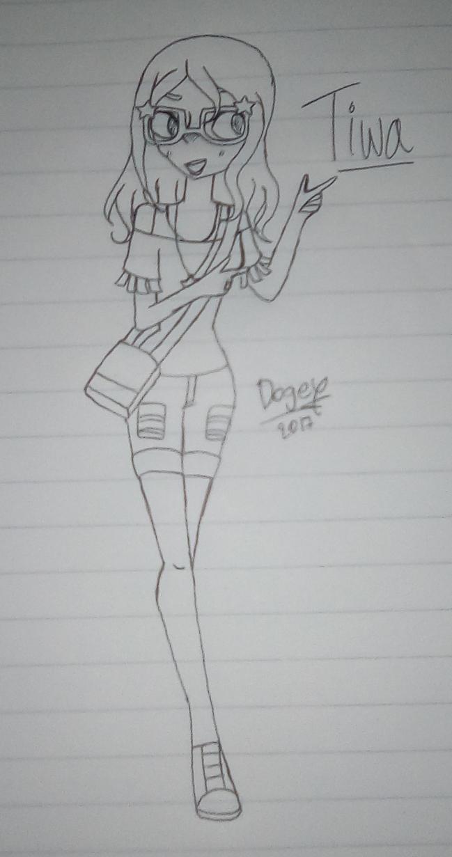 [TD] Gift: Tiwa by AliceItim