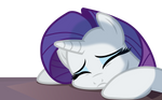 S05E14 Depressed Rarity by S-Guri