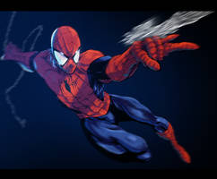 Spider-man by Ironizer