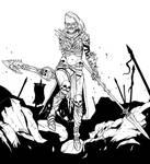 Skarn, Princess of Death