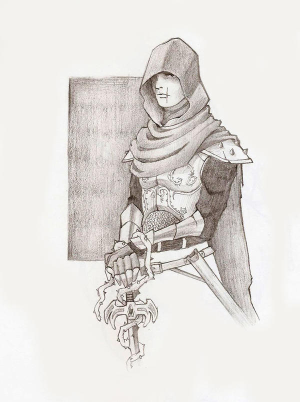 Jorg, the knight of thorns