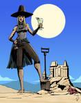 Summer Grave Robber