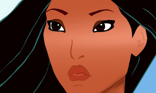 Pocahontas by MissBMuffin