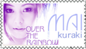 Mai Kuraki -OVER THE RAINBOW- Stamp by projecte-insomni