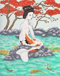 The Koi Geisha