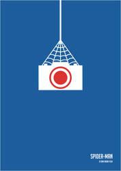 Spider-man - Minimalist by William-Oliveira
