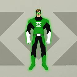 Green Lantern Redesign by William-Oliveira