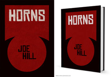 Horns minimal cover by William-Oliveira