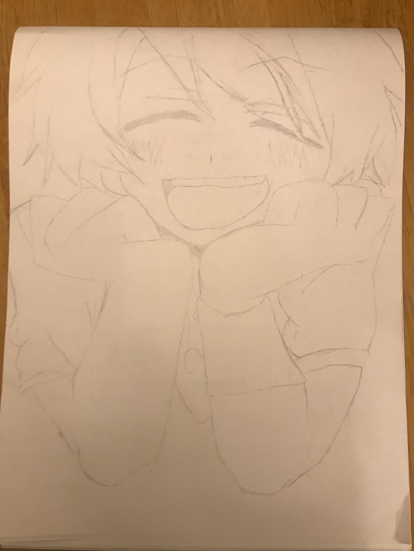 Line Art Practice 2 by XioCrixus1434
