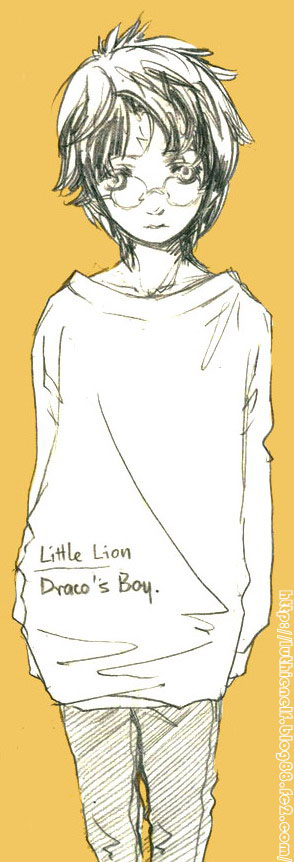 Little Lion by luthienelf