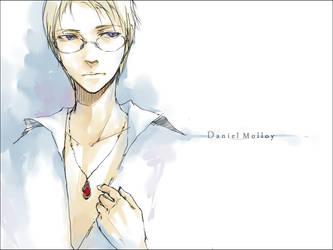 Daniel again by luthienelf