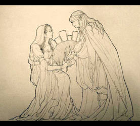 Andreth and Finrod