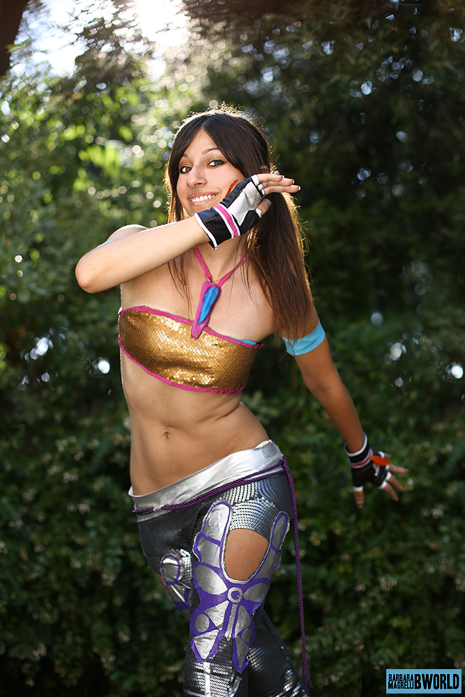 Tekken Series - Christie Monteiro by GiukyLavelace