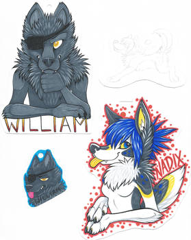 Badge batch 3
