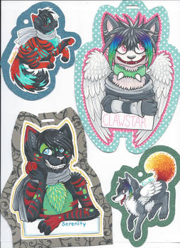 Badge batch 14