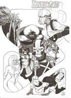 Thunderbolts by CaptainSnikt