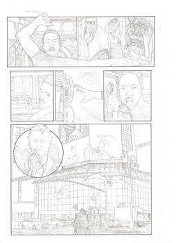 Ghostbusters page 1
