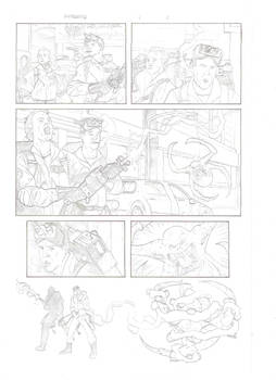 Ghostbusters page 2