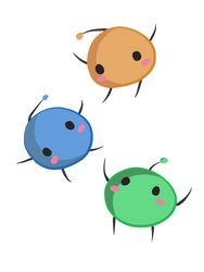 Junimo by FluffyHamsterButts
