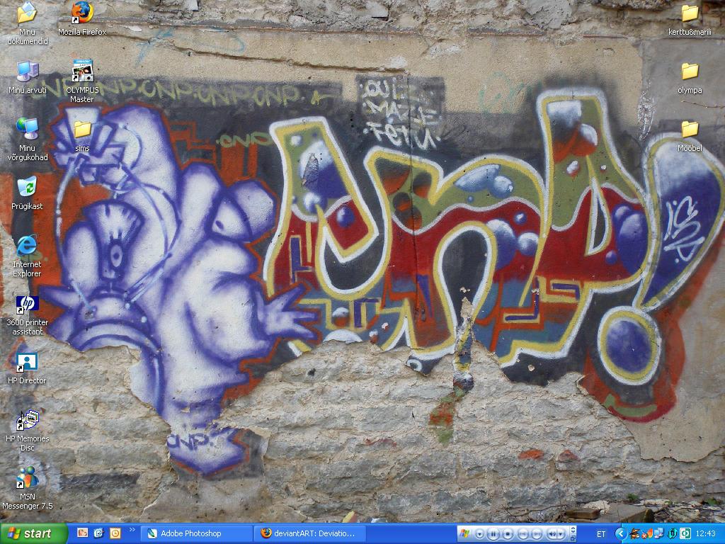 Graffity by mariix