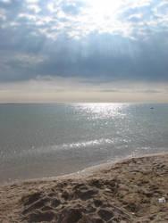 My sea-sunshine....