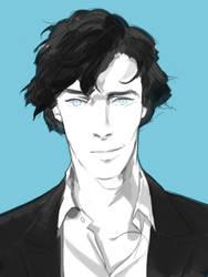 Sherlock by dodamx2