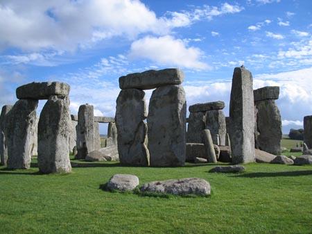 Stonehenge by mrmaybe