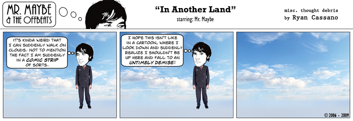 1 - In Another Land by mrmaybe