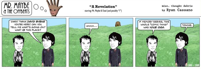 3 - A Revelation by mrmaybe
