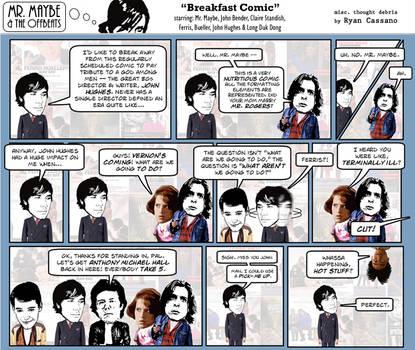 A John Hughes Comic Tribute