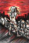 Urban Slayer by HollyBlueArchibald