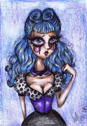 Sad Sally by HollyBlueArchibald