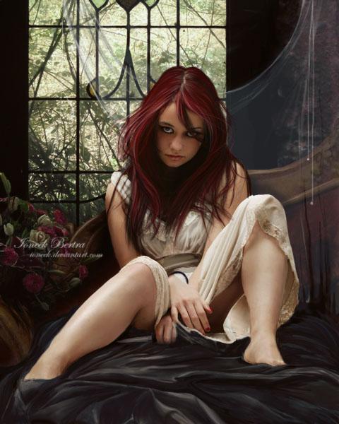 Mademoiselle Juliette by Ioneek