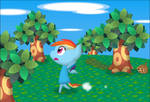 ponyville: rainbow dash