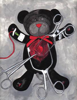 Teddy's Open Heart Surgery