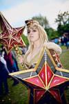 Athena (Red Star) - Smite