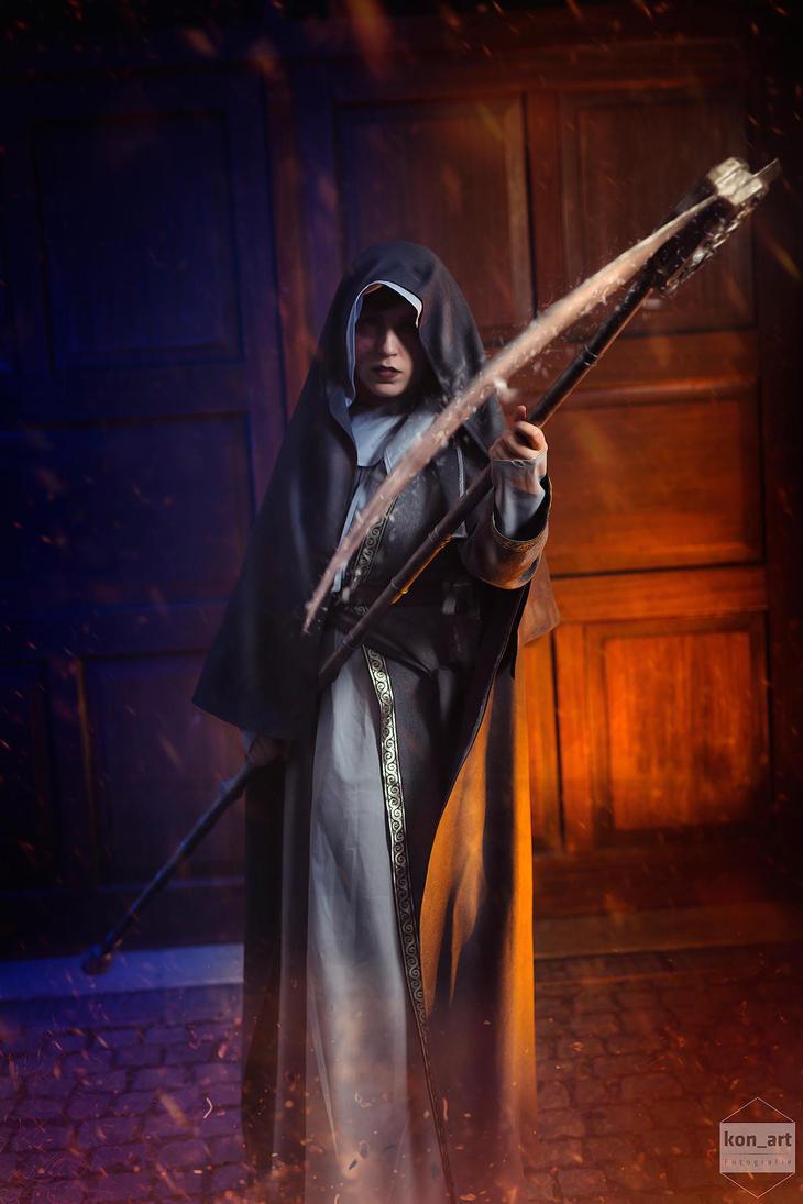 Dark Souls 3 - Sister Friede by Beldanndy