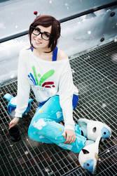 Pajama cinematic Mei - Overwatch