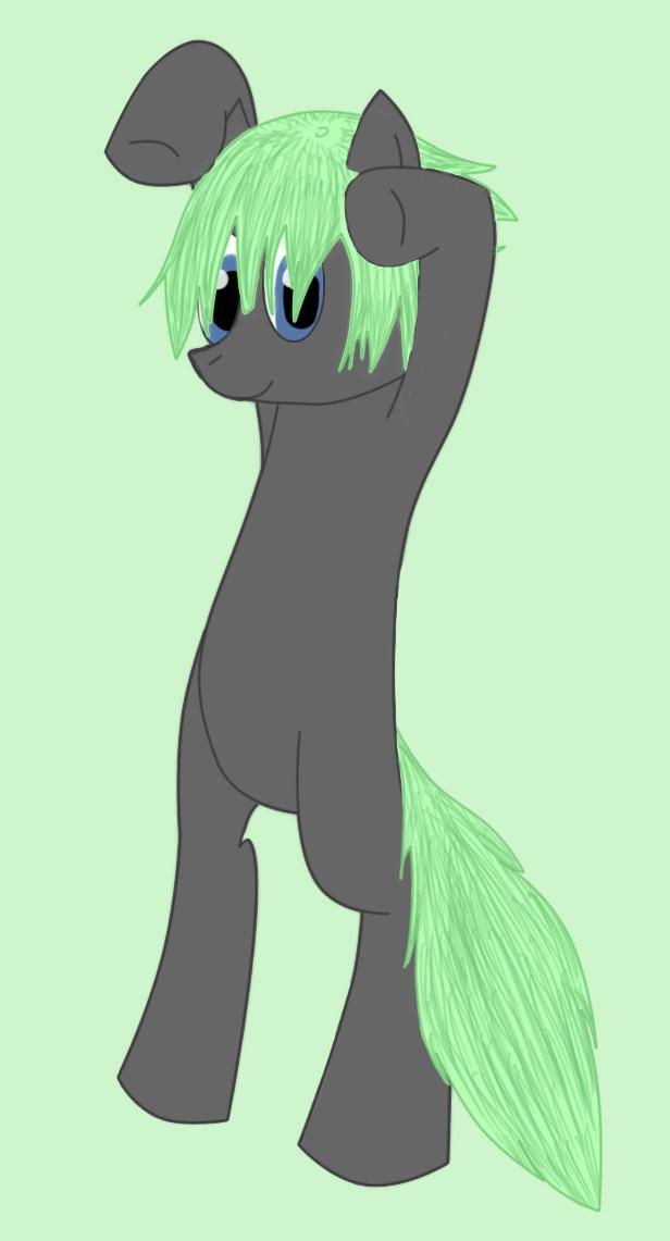 pony by Wolpherlynn