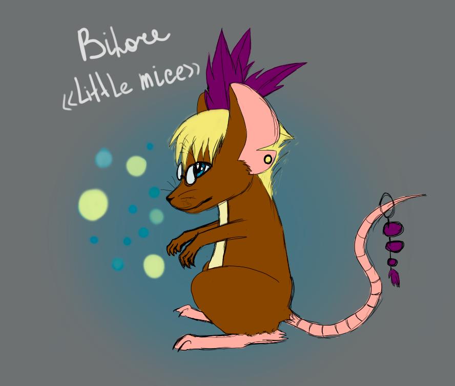 mice by Wolpherlynn