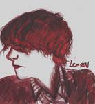 Gerard way drawing