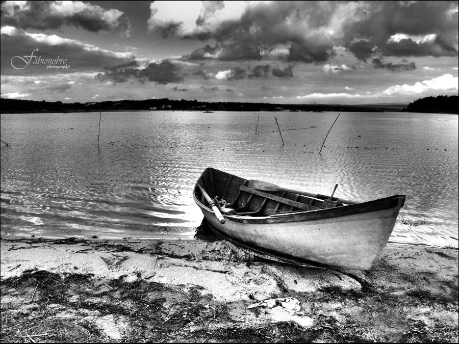 Left Alone Black and White by sAt182 on DeviantArt