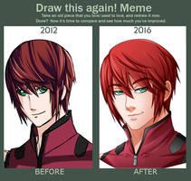 Draw This Again! Meme Drake 2016