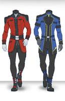 [CE-RE] New uniforms