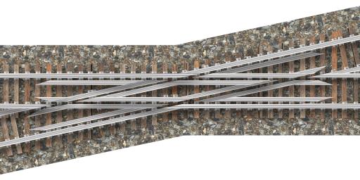 Railway-Texture-Diamond-2 by LauraSeabrook
