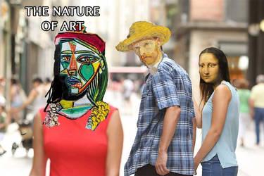 The Nauture of Art