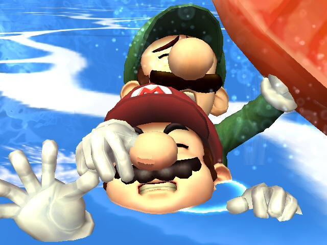 Mario: I kissed a girl... by MagicMikki on DeviantArt